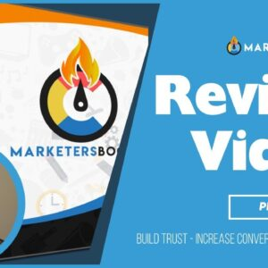 Marketers Boost Review - Boost Your Website Conversions In Seconds 🔥🔥🔥