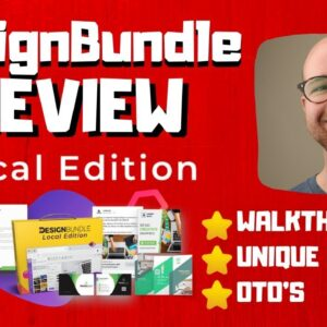 Design Bundle Local Edition Review - 🚫WAIT🚫DON'T BUY DESIGN BUNDLE WITHOUT MY BONUSES 🔥