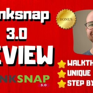 Rank Snap 3.0 Review - 🚫WAIT🚫DON'T BUY RANK SNAP 3.0 WITHOUT MY BONUSES 🔥