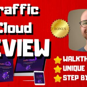 Traffic Cloud Review - 🚫WAIT🚫DON'T BUY TRAFFIC CLOUD WITHOUT MY BONUSES 🔥