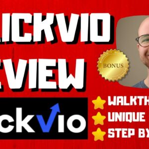 Clickvio Review - 🚫WAIT🚫DON'T BUY WITHOUT WATCHING THIS DEMO FIRST 🔥