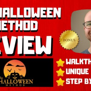 The Halloween Method Review - 🚫WAIT🚫DON'T BUY WITHOUT WATCHING THIS DEMO FIRST 🔥