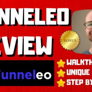Funneleo Review - 🚫WAIT🚫DON'T BUY WITHOUT WATCHING THIS DEMO FIRST 🔥