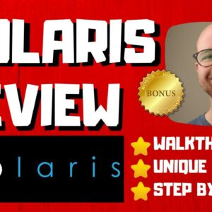 Polaris Review - Jono Armstrongs Polaris - 🚫WAIT🚫DON'T BUY WITHOUT WATCHING THIS DEMO FIRST 🔥