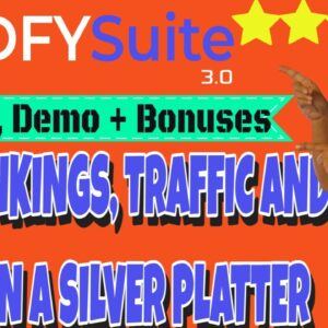 DFY Suite 3.0 Review🎓Get Top Rankings With This Software🎓