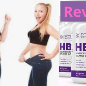 HB 5 Hormonal Harmony- HB 5 Review, HB 5 Reviews[ HB 5 For Hormonal Imbalance In Women&weight loss]