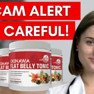OKINAWA FLAT BELLY TONIC Review - CAREFUL WITH SCAM - Okinawa Flat Belly Tonic Reviews