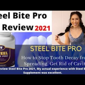 STEEL BITE PRO | Steel Bite Pro Review 2021| Steel Bite Pro Works? Where To Buy Steel Bite Pro ?