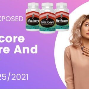 Best metabolism booster supplements - Meticore weight loss pills (Honest Meticore review)