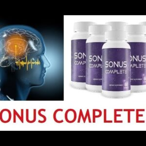 Sonus Complete Review - Treat Root Cause of Tinnitus 👂🔺