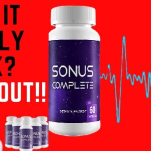Sonus Complete Tinnitus Review 😰Does It Really Work? 😰