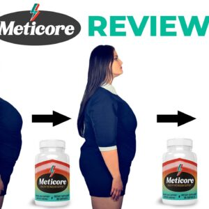 Meticore Review ; Don't Buy Until Untill You seen Meticore Side Effects & Consumer Reviews