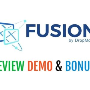 Fusion by DropMock Review Demo Bonus - 8-in-1 Video Software for the Price of One