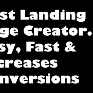 Best Landing Page Creator | Instapage vs Clickfunnels vs Leadpages vs Optimize Press | 2020 UPDATED