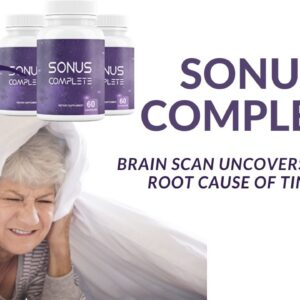 What Is Sonus Complete? Can It Solve The Real Root Cause Of Tinnitus - Honest Sonus Complete Review