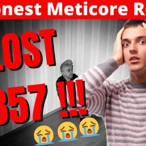 Meticore Review ⚠️Scam Alert⚠️Must Watch Meticore Review Before Buying Meticore Weight Loss pills 😱