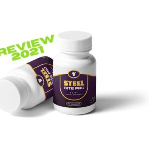 Steel Bite Pro Review 2021- Best Natural Supplement For Bleeding Gums & Tooth Decay