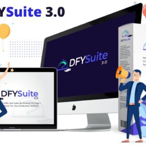 DFY Suite 3.0 The BESTHigh-Quality,Done-For-You,Content Syndication for Delivering Rankings,Traffic