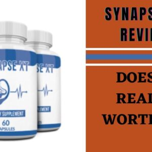 Synapse xt Supplement Review 2021 | Natural Way to Supercharge & Maintain Healthy Brain & Hearing
