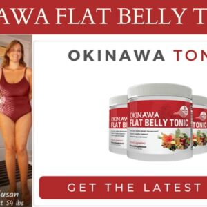 Okinawa Flat Belly Tonic Review - Before You Buy You Must To Know About Okinawa Flat Belly Tonic