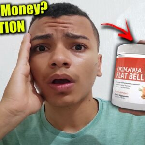 🛑 Okinawa Flat Belly Tonic Review! Look what happened to me after I used Okinawa Flat Belly Tonic!