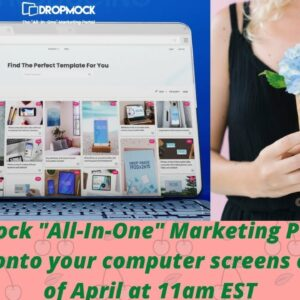 DropMock Review||DropMock All In One Review  😲😲😧