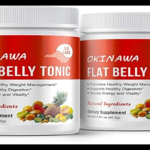 Okinawa Flat Belly Tonic reviews 2021 - is it the best supplement for weight loss ? (Okinawa review)