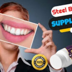 Steel  Bite Pro Reviews | Rebuild Your Teeth As Well As Gums And-get Rid Of Tooth Decay