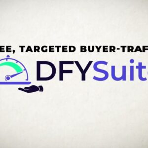 DFY Suite 3.0 - For Delivering Rankings, Traffic and Sales To Your Customers
