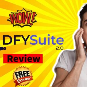 DFY Suite 3.0 Review | DFY 3.0 Review | Free Traffic Generater #DFYSuit3.0 #DFY