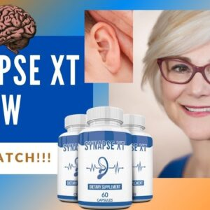 Synapse XT Review - Do Synapse XT Pills Really Work For Tinnitus and Restore Perfect Hearing?