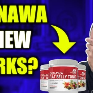 Okinawa Flat Belly Tonic Review - Okinawa Flat Belly Tonic Really Works? It's Scam? THE TRUTH!