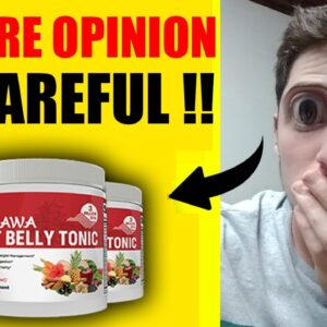 Okinawa Flat Belly Tonic Review - WATCH BEFORE BUY! Does Okinawa Flat Belly Tonic Work? Scam?