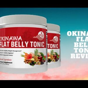 Okinawa Flat Belly Tonic Reviews - ⚠️Does It Really Work?⚠️