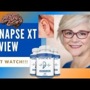 Synapse XT Supplement Review - Tinnitus Relief with Synapse XT - Does really work?