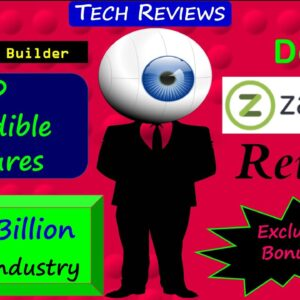 Zapable Review | Zapable Bonuses | Zapable Demo | Most Powerful Instant Mobile App Builder