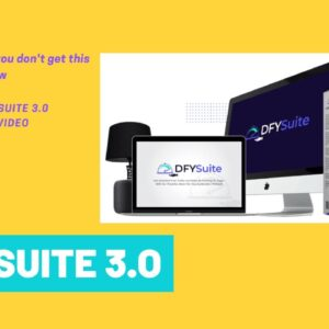 Demo Video |DFY Suite 3.0 To Rank a Lot Of Your Sites |You'll Regret It If You Don't Get This Now