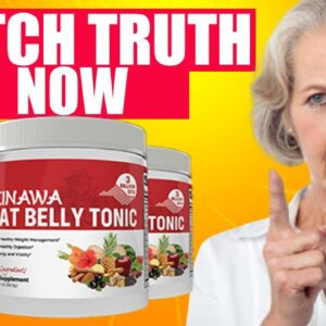Okinawa Flat Belly Tonic Review ⚠️ TRUTH EXPOSED About The Okinawa Flat Belly Tonic Supplement