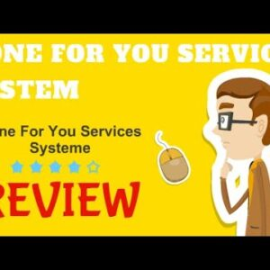 Done For You Services System  Review - 🚀🚀 Does It Work?I REAL Honest Review🚀🚀