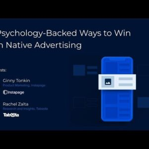 10 Psychology-Backed Ways to Win with Native Advertising