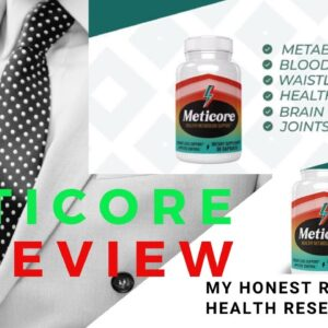 Meticore Review 💊 2021| HEALTH RESEARCHER REVIEW 🔴 Weight Loss Supplement SCAM?