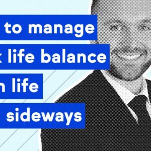 Small Biz Buzz—125—Jason Komosa—How to manage work life balance when life goes sideways