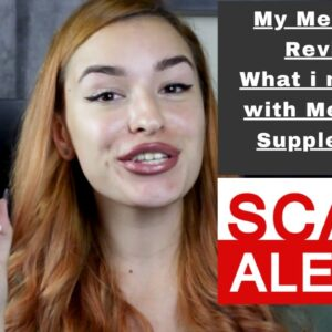 Meticore Review (Meticore Supplement Review)⚠️How To AVOID SCAM ⚠️Real Customer Review (Pros & Cons)