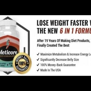 Meticore Review 😭😭 Please Watch Before Buy this 😭😭   Weight Lose