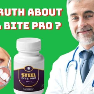 Steel Bite Pro Review ❌BE CAREFUL, WATCH 10X! Does Steel Bite Pro Work? Steel Bite Pro Reviews!