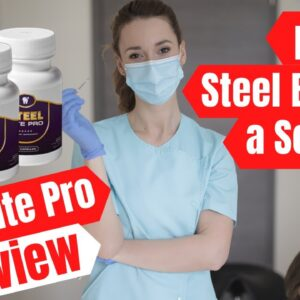 Steel Bite Pro Review ⚠️[Scam Exposed] ⚠️ Is Steel Bite Pro A Scam? 😀 My Steel Bite Protocol Review