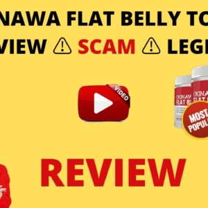 OKINAWA FLAT BELLY TONIC⚠️ REVIEW ⚠️  LEGIT ⚠️ SCAM?