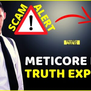 Meticore Supplement Review❌⚠️ALERT😲Watch This Meticore Review Before Buying Meticore Weight Loss!