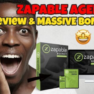 ✅ Zapable Agency Review + Special Discount: 🛑 Demo Tutorials with $7891 Bonuses Included ✌️