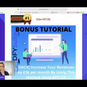 DFY SUITE 3.0 REVIEW 🧲WAIT BEFORE BUYING IT 🧲 GET IT FOR FREE BY USING MY BONUSES TO MAKE MONEY🧲